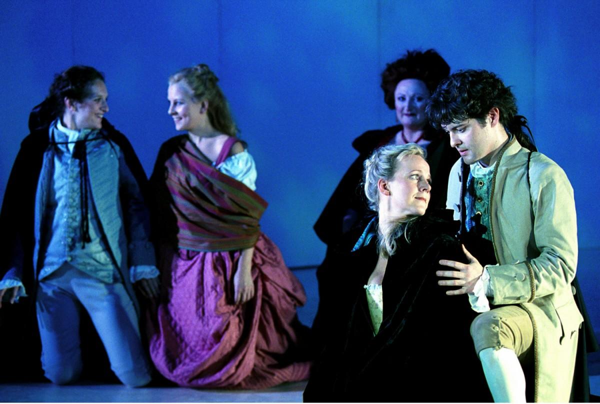 Barbarina / <i>Le Nozze di Figaro</i> / Garsington Opera