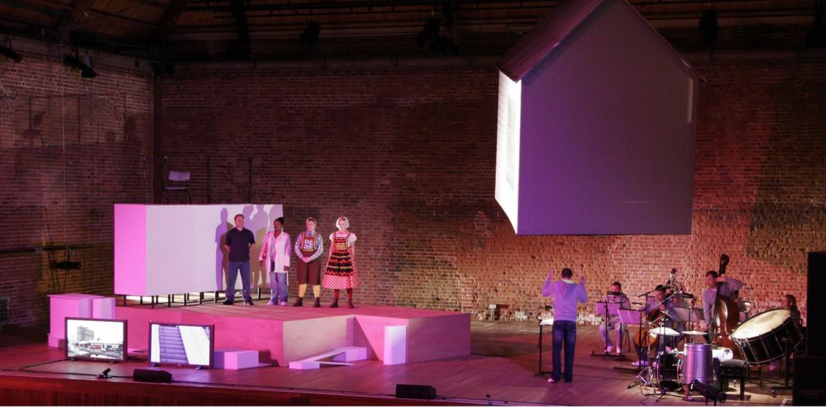 Gretel / <i>Elephant & Castle</i> / Aldeburgh Festival