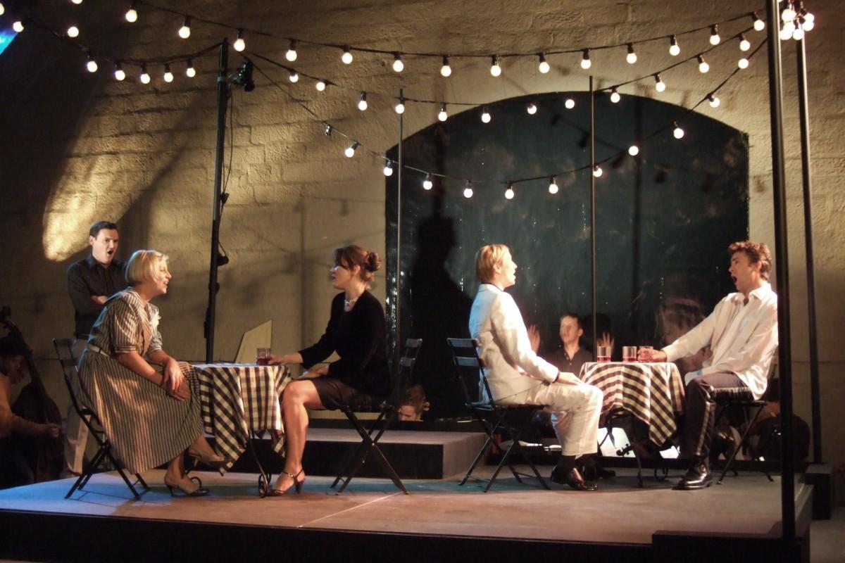 Dorinda / <i>Orlando</i> / Ryedale Opera